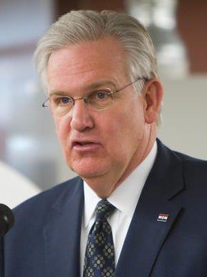 Missouri Gov. Jay Nixon.