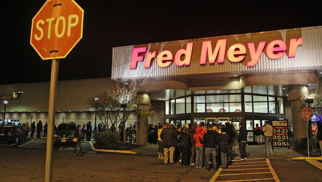 Fred Meyer will stop selling guns and ammunition.
