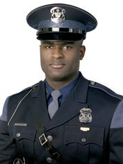 Michigan State Police Trooper Garry Guild