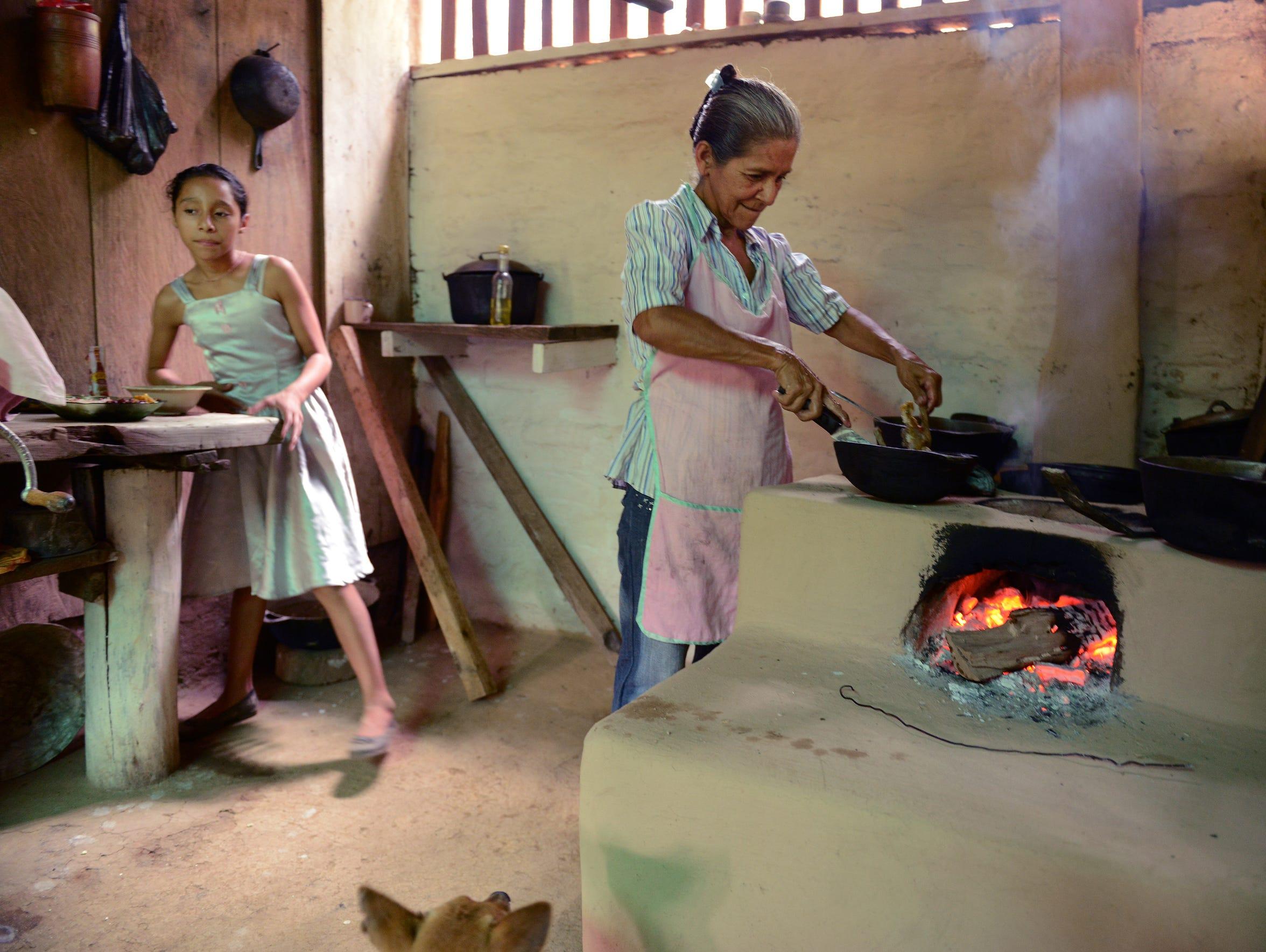 """The writer's """"family home"""" in Las Minitas: Anunciacion"""