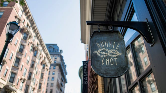 Double Knot in Philadelphia, which Adam Erace describes as having 'creepy majesty.'