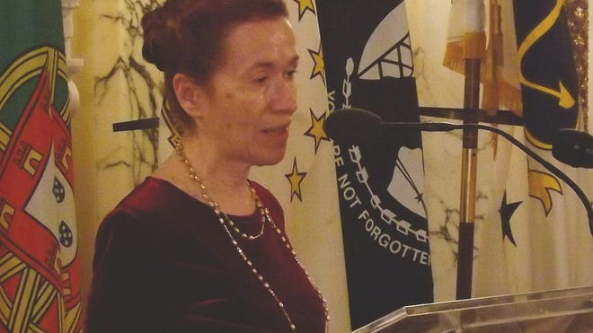 Filipa Menezes Cordeiro, Encarregada do Vice-Consulado em Providence