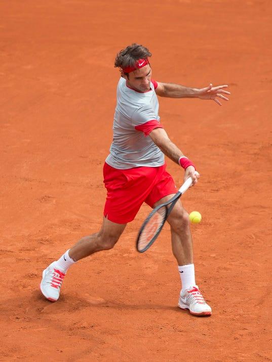 Federer V