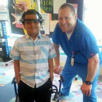 Deming Shriner's help schedule boys' back surgery in Utah Shrine hospital