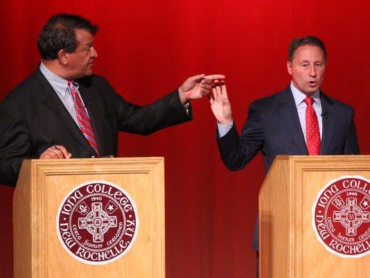 Westchester executive debate