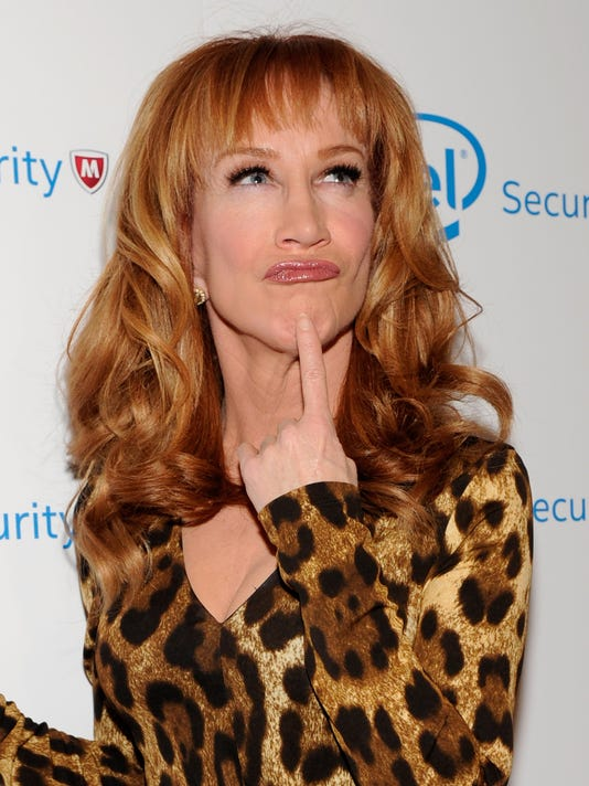 McAfee's Digital Selves Event, With Special Appearance By Kathy Griffin