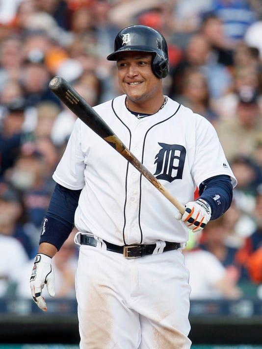 Tampa Bay Rays v Detroit Tigers