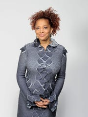 """"""" I don't let anybody define me, period,"""" says author Terry McMillan, seen in 2011."""