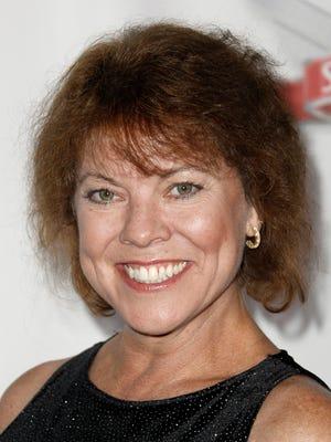 Erin Moran in September 2008 in Los Angeles.