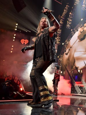 Mötley Crüe is ready to bring its farewell tour to Michigan tonight.