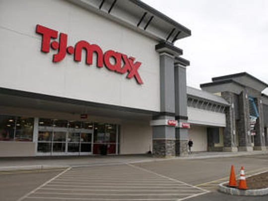 TJ Maxx joined the shopping center as an anchor store in 2016.