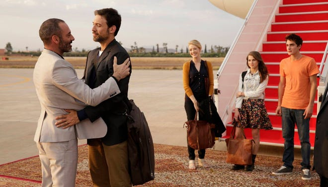 """FX drama """"Tyrant"""" has temporarily moved from Tel Aviv to Istanbul amid the Israeli-Palestinian conflict."""