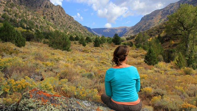 Big Indian Gorge is a great place to check out the best of Steens Mountain.