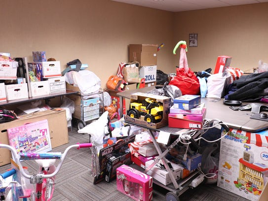 Adventist Health employees helped make the holidays