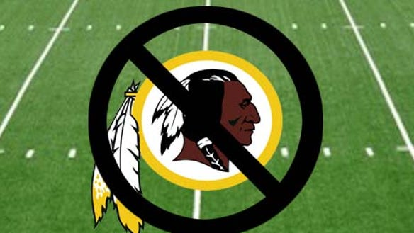 redskins - change the mascot