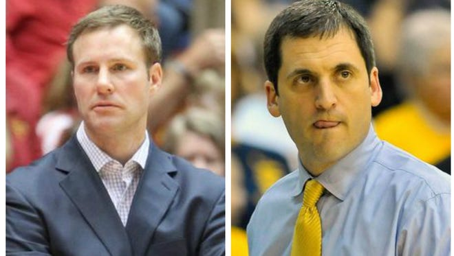 Steve Prohm, most recently the Murray State coach, and FredHoiberg boast different resumes but there are plenty of similarities between the two.