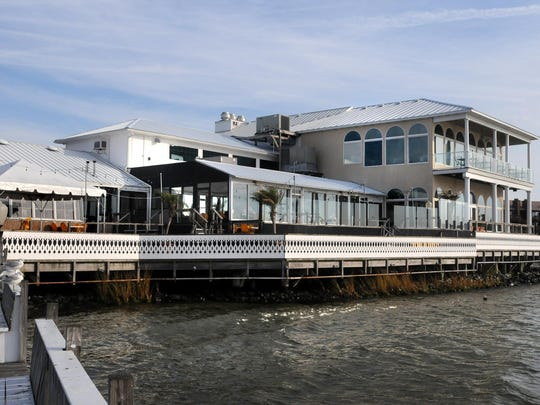 Fager's Island in Ocean City offers dining with a bayside view.