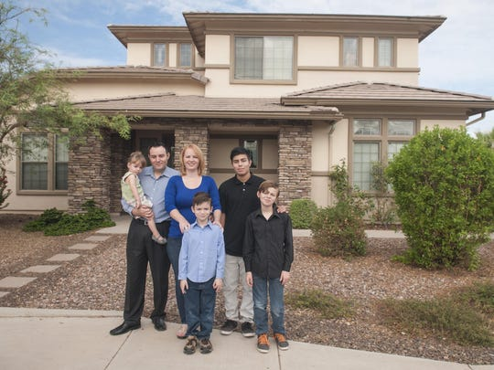 The Solis family discovered through an energy audit