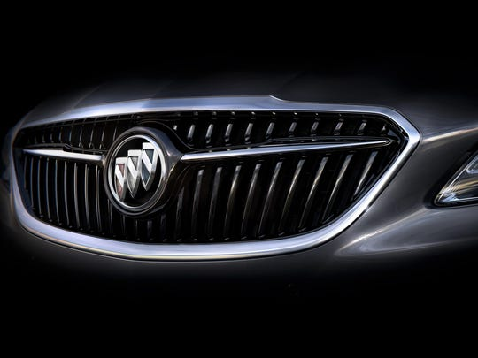 The 2017 LaCrosse will feature many Avenir-inspired design cues and introduce the new face of Buick with an extreme makeover.