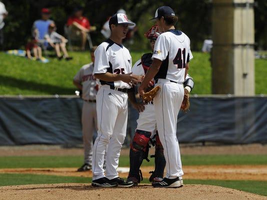 2012 FAU Baseball vs Rutgers