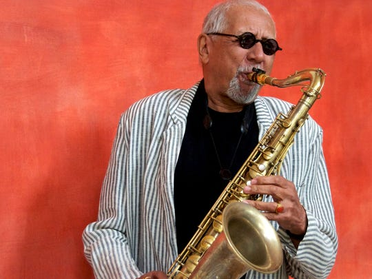 Jazz great Charles Lloyd plays GPAC with The Marvels on Friday.