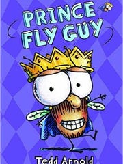 'Prince Fly Guy' by Tedd Arnold