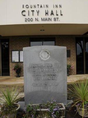 Fountain Inn City Hall