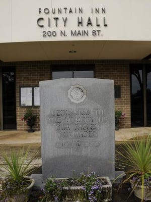 The January business meeting of Fountain Inn City Council is scheduled for Tuesday.