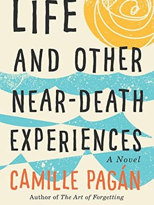 """Camille Pagan's """"Life and Other Near-Death Experiences"""" was one of Amazon's Kindle First selections last fall and has been optioned by Hollywood star Jessica Chastain."""
