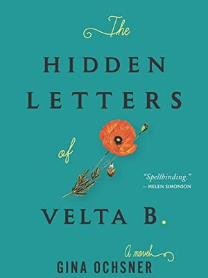 """The Hidden Letters of Velta B"" is by award-winning Salem author Gina Ochsner."