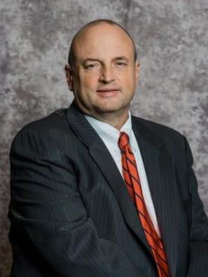 Jeffrey Walkington, head of school at Columbia Independent School.