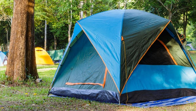Camping rates to rise.