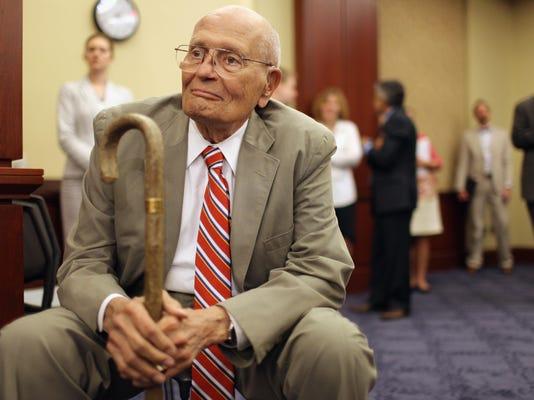 FILE: U.S. Rep. John Dingell To Retire