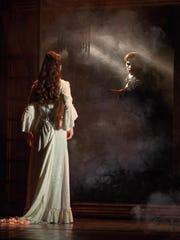"""Chris Mann stars in """"Phantom of the Opera."""""""