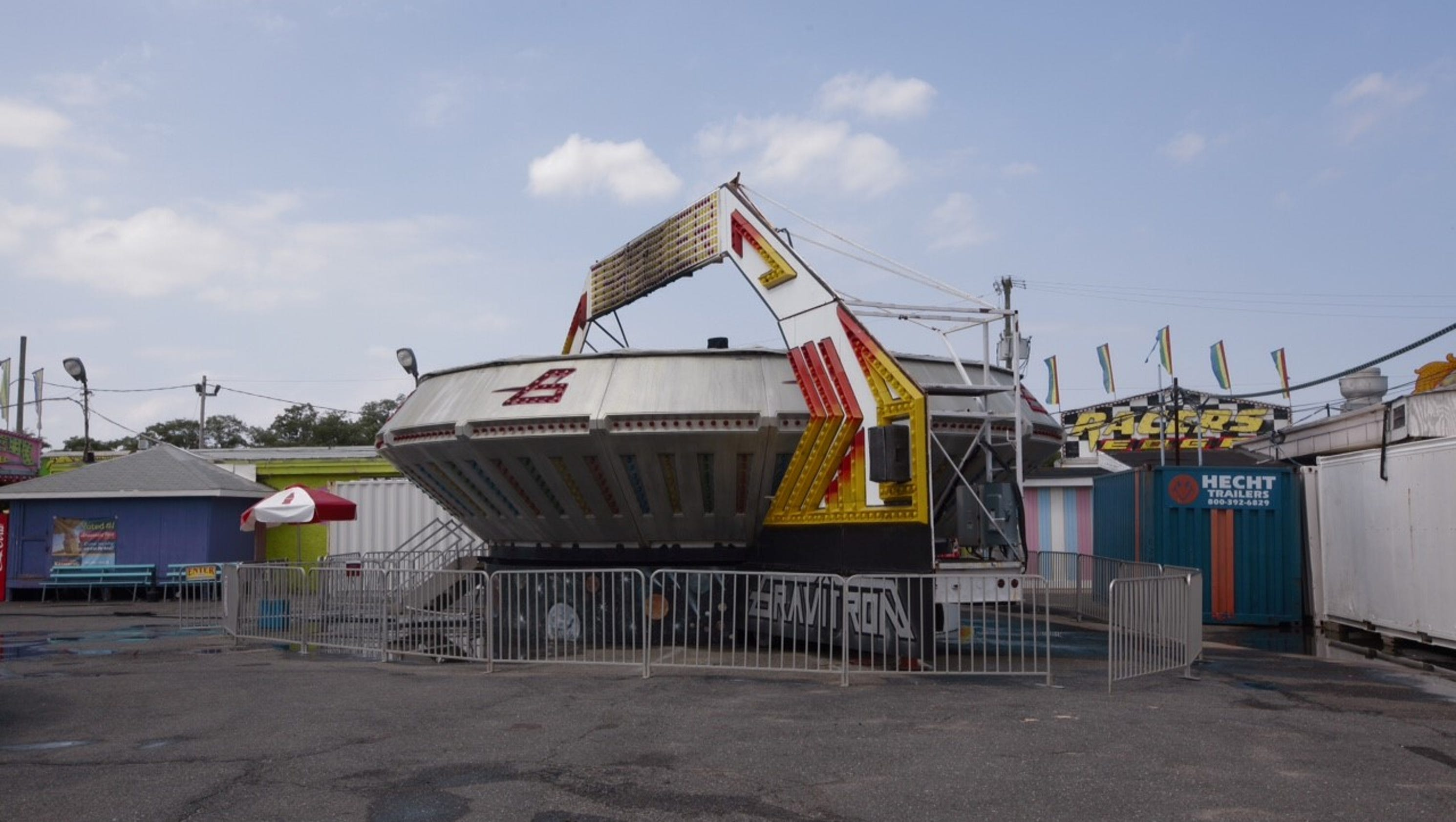 fire damages keansburg amusement park ride. Black Bedroom Furniture Sets. Home Design Ideas