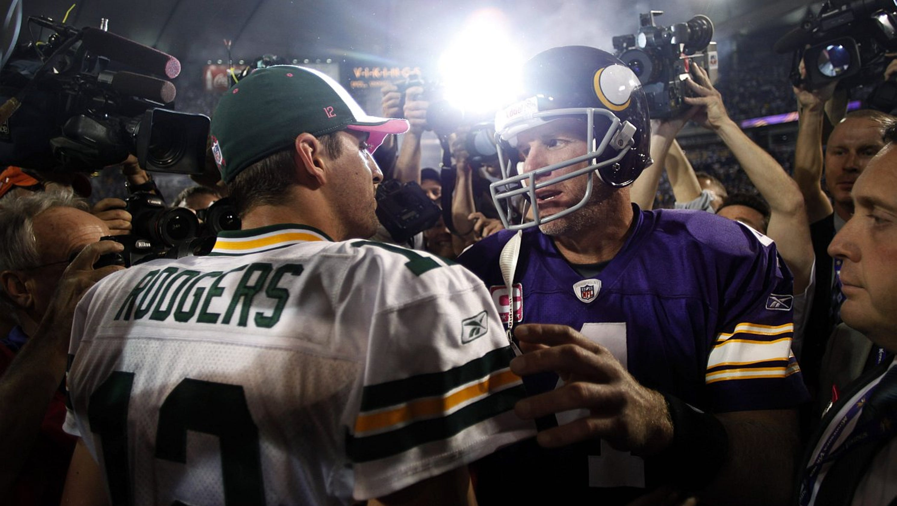 Packers' top 10 Monday Night Football games