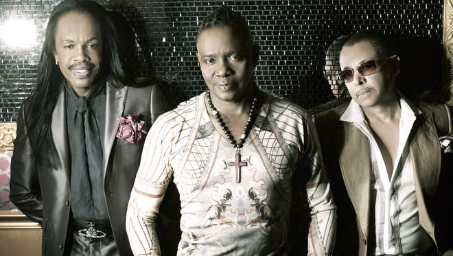 Earth, Wind & Fire will perform in Knoxville on March 21.