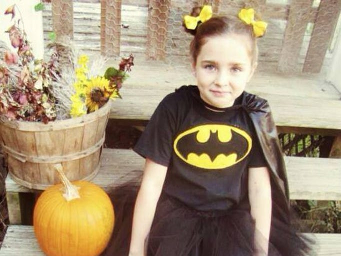 Batgirl's ready in the wings when night fall comes around