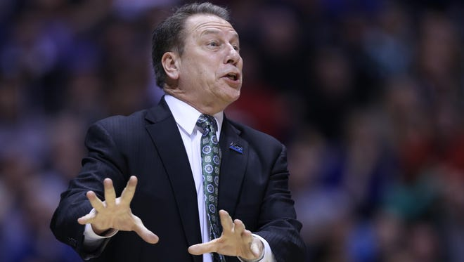 Michigan State coach Tom Izzo was able to land point guard Lourawls Nairn despite only recruiting him heavily for the last couple of weeks.