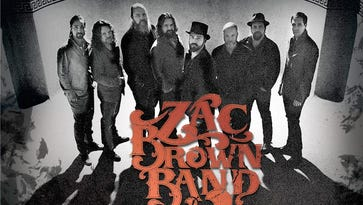 Zac Brown Band comes to Hersheypark Stadium Saturday, July 23 for a 7 p.m. show, as part of their sixth headlining U.S. concert Black Out The Sun Tour.
