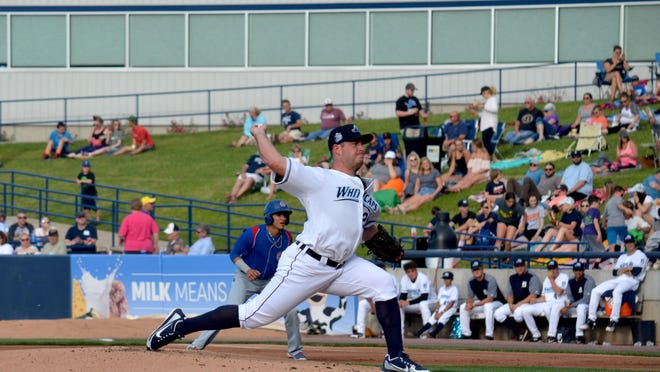 The West Michigan Whitecaps will move up to advanced Class-A in the Detroit Tigers organization.