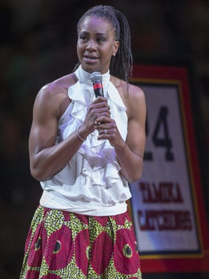 Tamika Catchings left a gigantic void when she retired from the Fever.