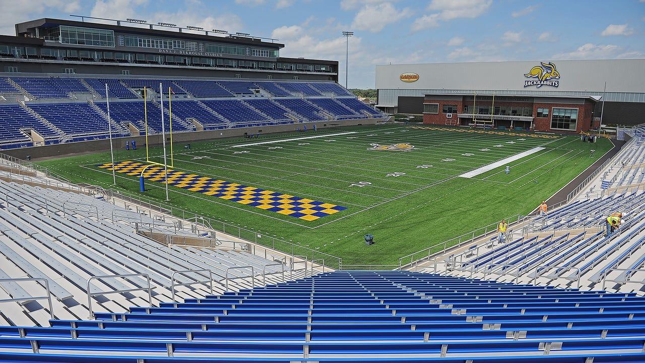 Tour the new Dana J. Dykhouse Stadium