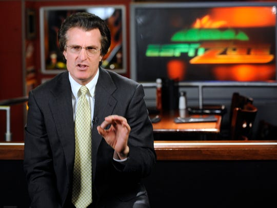 For ESPN's Mel Kiper, Jr., it's never too early to