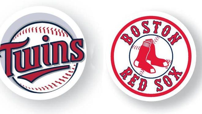Twins Sox Logos