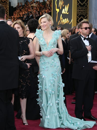 Oscars 2016: The stars shine on the red carpet