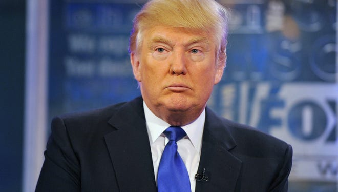 Billionaire real estate mogul Donald Trump has surged in Republican presidential primary polls.