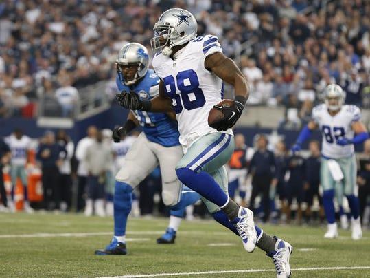 Dez bryant matthew emmons usa today sports - Dez Bryant Cowboys Reach 5 Year 70m Deal