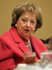Ruth Palmer, noted Springfield real-estate agent and