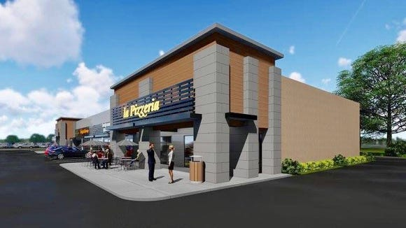 La Pizzeria is expected to open a Carencro location soon in the new North Point development.